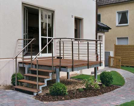 Wpc Treppe Bauen Home Design Inspiration und Interieur